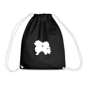 All white Arcanine Merch - Sac de sport léger