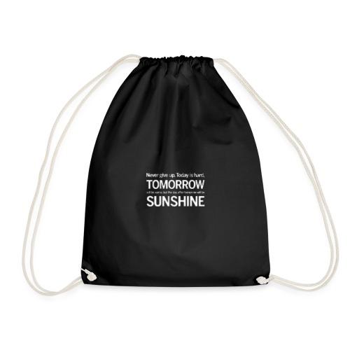 mom love - Drawstring Bag