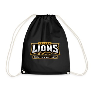 Lions full color - Drawstring Bag