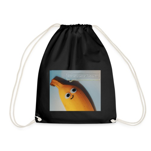 Peeling Great Today!!!! - Drawstring Bag