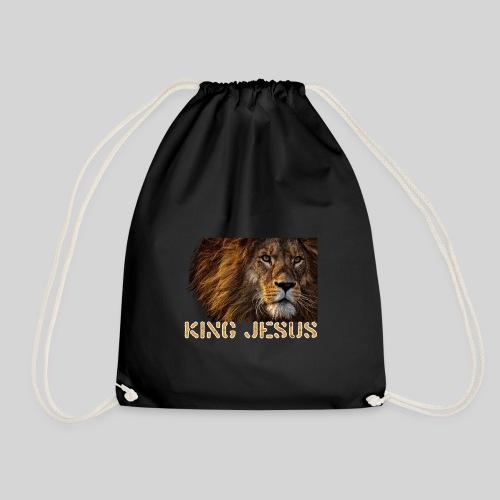 König Jesus der Löwe von Juda - Turnbeutel