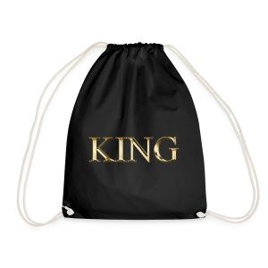 KING - Gymnastikpåse