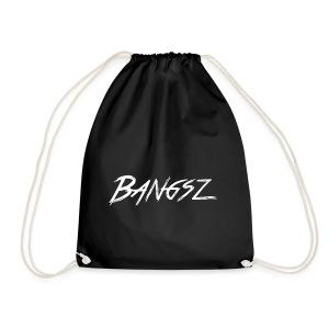 Bangsz Sweater- White print - Gymtas