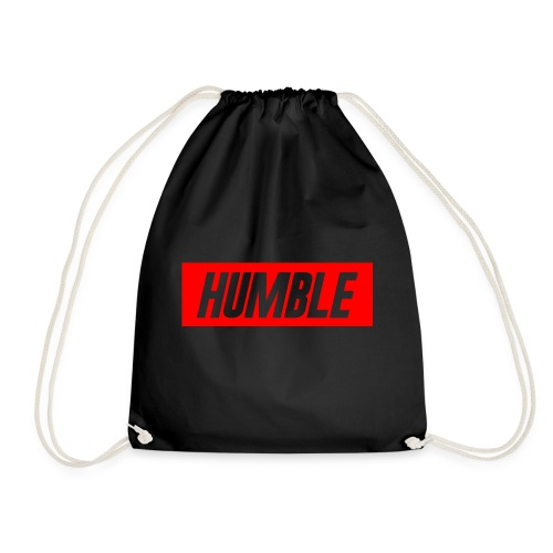 RED Humble Logo - Drawstring Bag