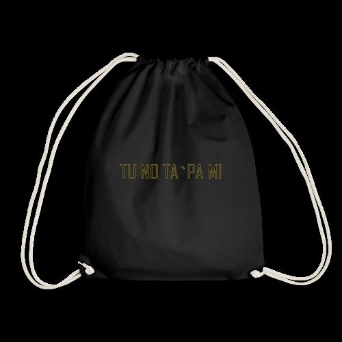 TU NO TA PA MI - Turnbeutel