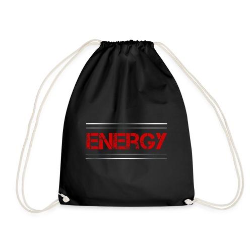 Sport - Energy - Turnbeutel