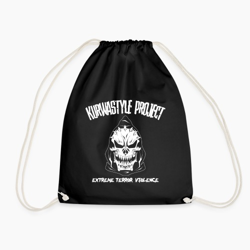Kurwastyle Project - Terror Violence - Drawstring Bag