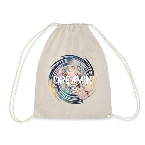 Dreamin Colorfull Print - Turnbeutel