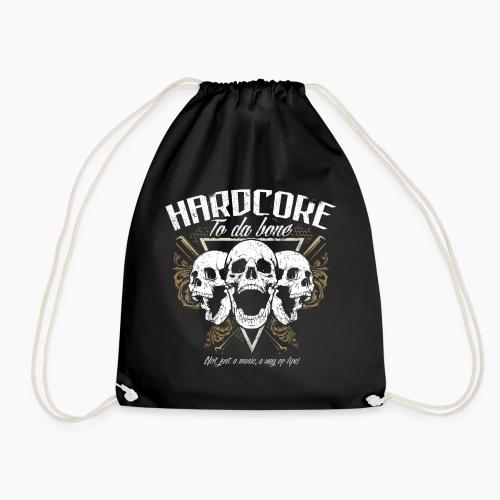 HC To Da Bone - Drawstring Bag