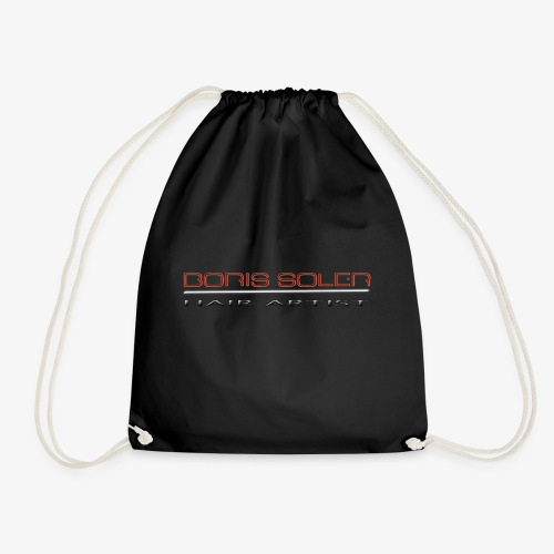 boris soler hair artist 2 - Drawstring Bag
