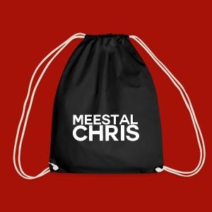 MeestalChris Logo shirt - Gymtas