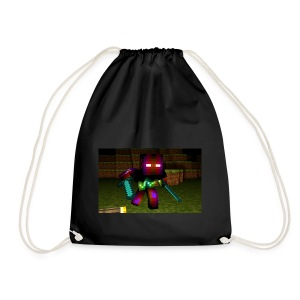 AwesomeSauce Minecraft 2 Swords - Drawstring Bag