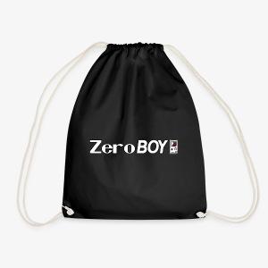 ZeroBOY mit Logo - Turnbeutel