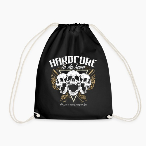 HC To Da Bone - Drawstring Bag