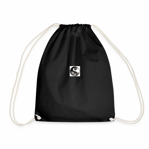 SUN AND MOON - Drawstring Bag