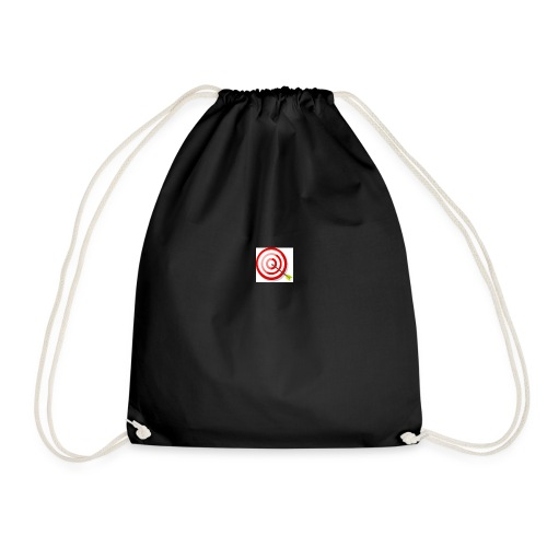 Bulls eye - Drawstring Bag