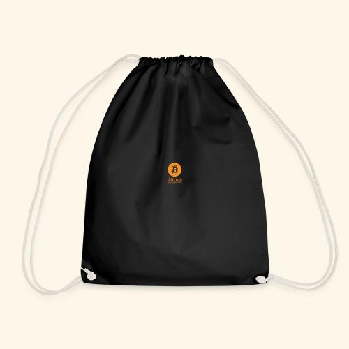 btc - Drawstring Bag