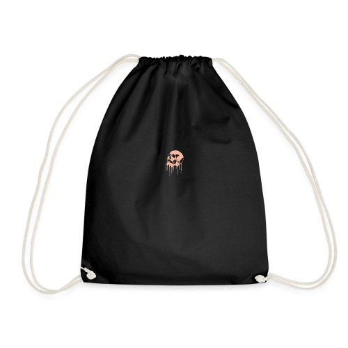 death skull - Drawstring Bag