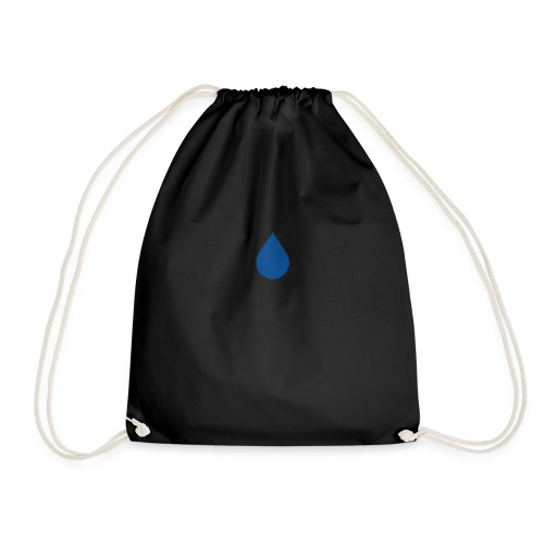 Water halo shirts - Drawstring Bag