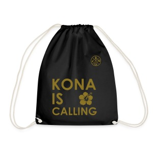 KONA IS CALLING - Turnbeutel