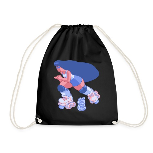 Nasin Nasa Skater - Drawstring Bag