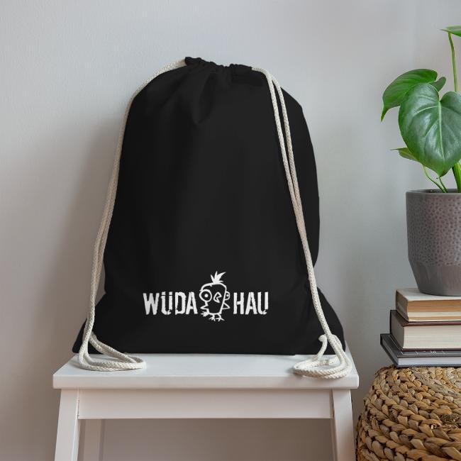 Vorschau: Wüda Hau - Turnbeutel