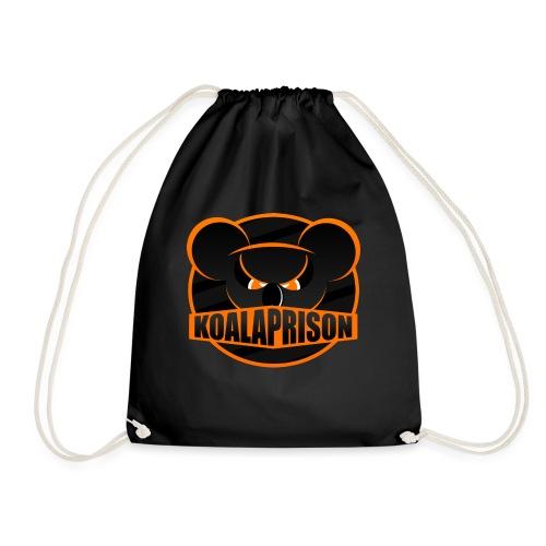 Koala Prison Logo - Drawstring Bag