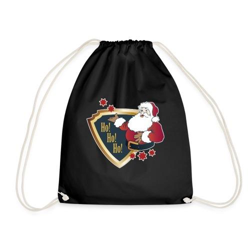 Weihnachtsmann Santa Christmas Nikolaus xmas - Drawstring Bag