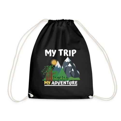 Adventure Tame . My Adventure - Drawstring Bag