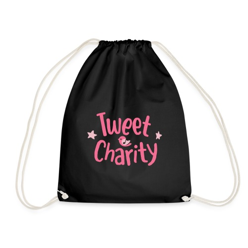 Tweet Charity (Pink) - Sacca sportiva