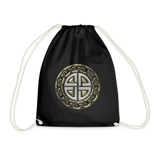 Thor Schildknoten, Schutzsymbol, Keltischer Knoten - Turnbeutel