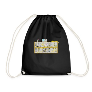The patch - Drawstring Bag
