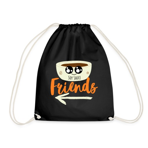 Best Friends - Sushi 2 - Turnbeutel