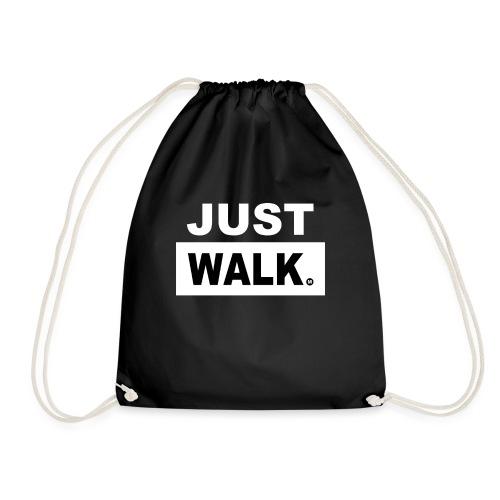 JUST WALK tas - Gymtas