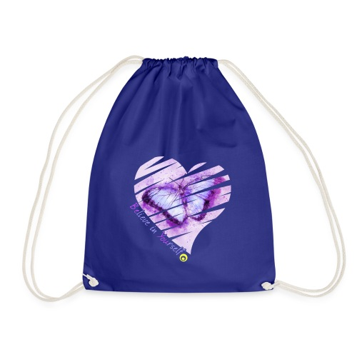 Believe in Yourself - Drawstring Bag