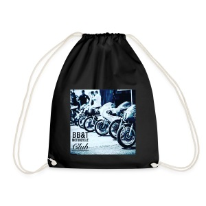 BB&T motorcycle club - Drawstring Bag