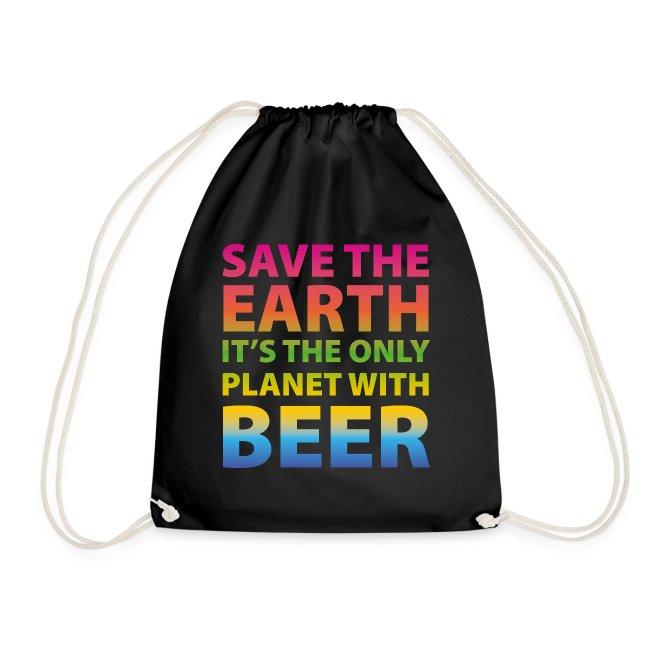 sauver la bière de la terre