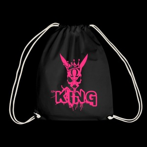 King Rabbit - Sacca sportiva