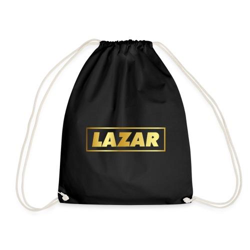 00397 Lazar dorado - Mochila saco