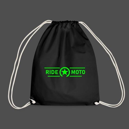 ride moto killschalter Logo - Turnbeutel