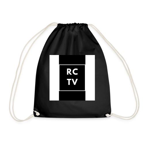 RCTV Logo - Gymnastikpåse