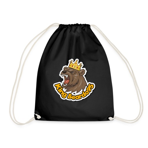 King Beardo95 - Drawstring Bag
