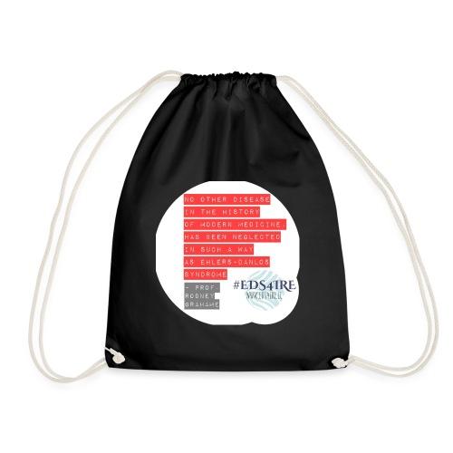 Rodney Grahame Quote #EDS4IRE - Drawstring Bag