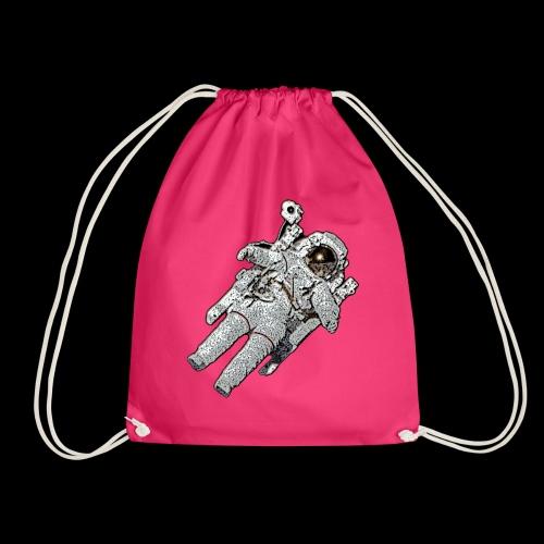 Small Astronaut - Drawstring Bag