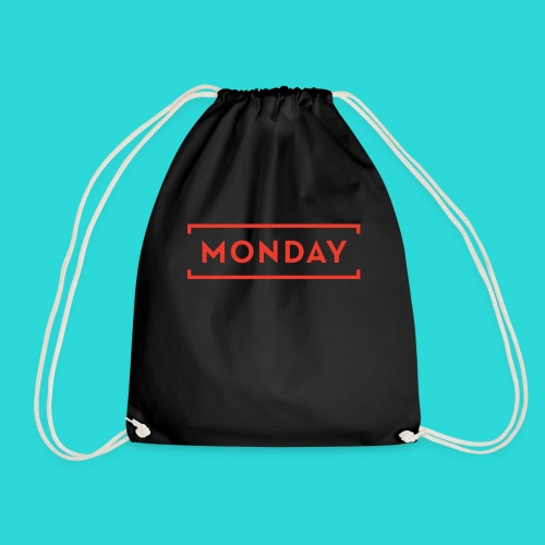 Manic Monday - The Week Day Collection - Drawstring Bag