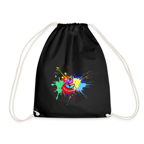 d12 1 - Drawstring Bag