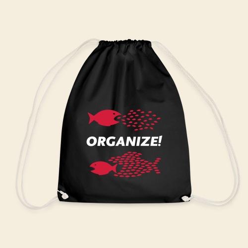 Organize! - Turnbeutel