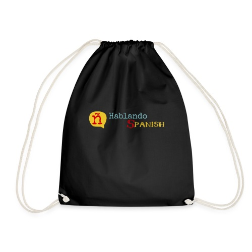 LOGO HS - Drawstring Bag
