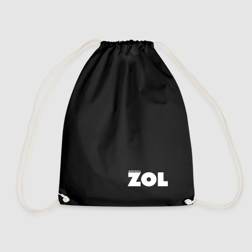 When people ZOL - Bold light - Drawstring Bag