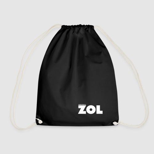 When people ZOL - Bold light - Drawstring Bag